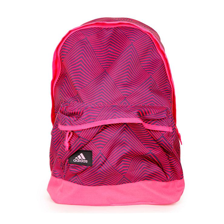 包邮新款adidas阿迪达斯女子书包双肩背包